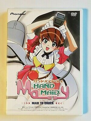 $9.99 • Buy Hand Maid May Vol. 1: Maid To Order Anime (DVD, 2001) Pioneer Video