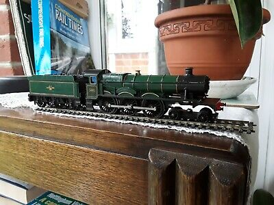 £13.25 • Buy Triang / Hornby 00 Gauge GWR 4-6-0 Hall Class No 4983 Albert Hall In GWR Green S