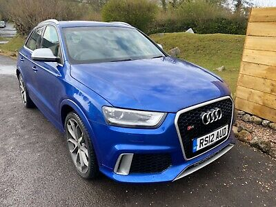 £18250 • Buy Audi Rs Q3 No Px/swap Last Time Listed Or Goes As A Px Cheapest One On Net