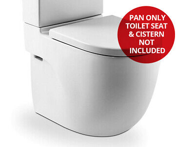 £168 • Buy Roca Meridian-N Compact Close Coupled Toilet - 342248000