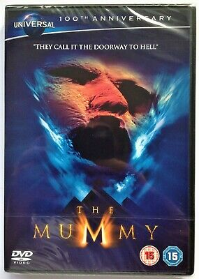 £2.45 • Buy The Mummy 1999 (dvd Region 2 2012) Classic Horror Action Epic. Brand New Sealed.