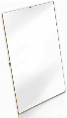 £16.99 • Buy Clip Frame Photo Frames Poster Frameless Choice Of Sizes-6X4  To A1 Size