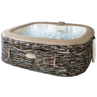 £300 • Buy CleverSpa Sorrento 6 Person Hot Tub With Lights