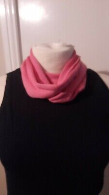 £50 • Buy N Peal Cotton And Silk Tie Neck Sleeveless Sweater - Uk 8/10 - Black/pink