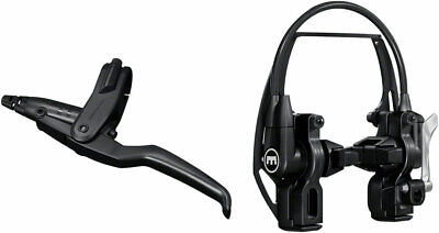 $138.60 • Buy Magura HS11 Linear Pull Brake And Lever - Front Or Rear 4-Finger Lever Black