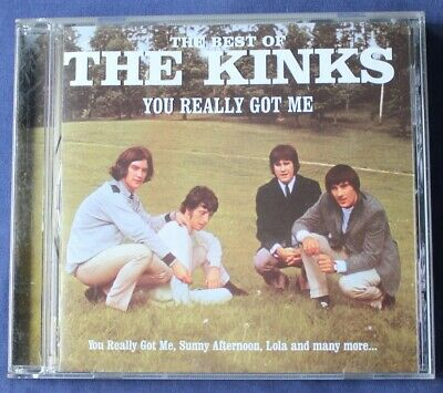 £0.99 • Buy Kinks – The Best Of The Kinks - You Really Got Me CD