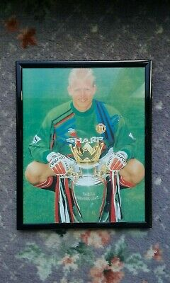 £5 • Buy Peter Schmeichel  (Manchester United) Framed Picture 1993/94