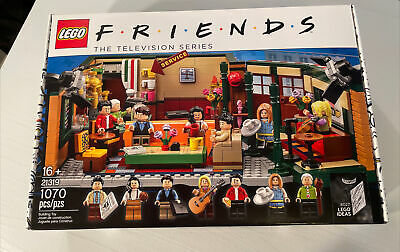 $10 • Buy Lego IDEAS 21319 Friends Television Series Central Perk Set BOX ONLY