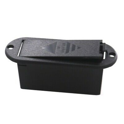 £3.13 • Buy 9V Battery Cover Case Holder Box Compartment For Guitar Bass Replacement