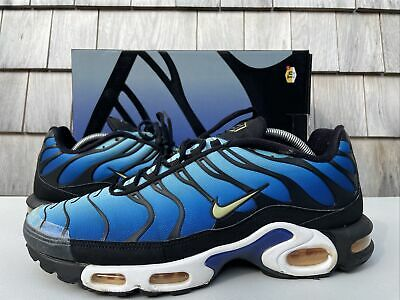 $100 • Buy Nike Air Max Plus Hyper Blue 2018 Size 11 BQ4629-003 With Box Beaters