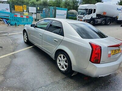 £3599 • Buy Cadillac CTS 2006 3.6 LPG Converted *Low Mileage*