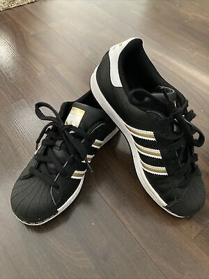 AU37.81 • Buy Adidas Superstar Trainers Size 5