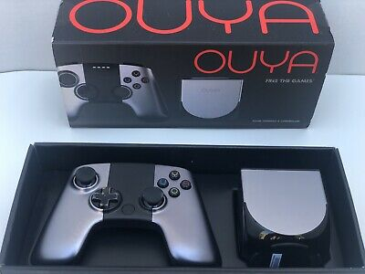 $69.90 • Buy Ouya Game Console In Box With Controller - Excellent Condition (tested & Works!)