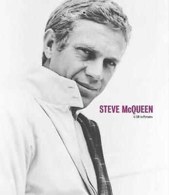 £15.99 • Buy Steve McQueen (A Life In Pictures) By Edited: Y B Dherbier Hardback Book The