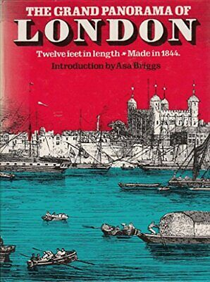 £11.99 • Buy Grand Panorama Of London.1844: Engraving Sheet Map, Folded Book The Cheap Fast