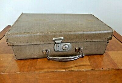 £15 • Buy Small Vintage Suitcase Childs Suitcase Harry Potter 1940s/50s Display Prop 14in