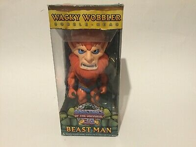$20.86 • Buy Funko Made In China Beast Man- Masters Of The Universe Bobblehead- 30th Anniv