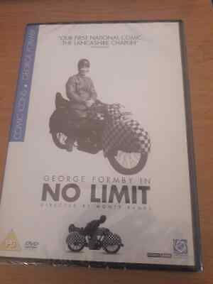 £9.99 • Buy No Limit DVD George Formby.New.Sealed.