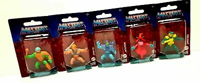 $11.99 • Buy Masters Of The Universe Birthday Cake Toppers Toys Figures Lot Of 5