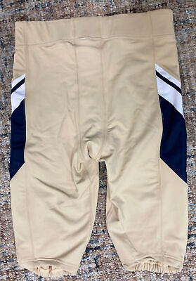 $9.50 • Buy New Under Armour Men's Football Pant - Size XL - Gold