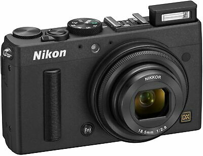 View Details Nikon COOLPIX A 3-Inch LCD Compact Digital Camera 16MP & Leather Case. Brand New • 350.00£