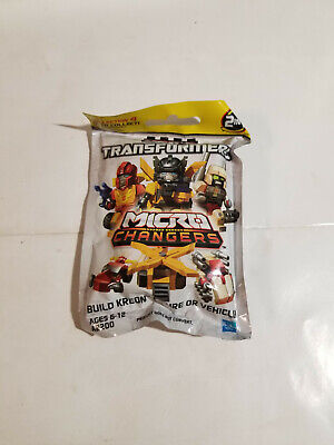 £1.80 • Buy Kre-o Transformers Micro Changers Collection Figure Pack Qty 1 New