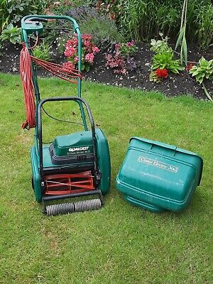£120 • Buy Qualcast Classic 30s Electric Cylinder Lawnmower