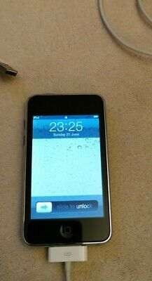 £25 • Buy Apple MB528LL/A IPod Touch 2nd Generation - Black