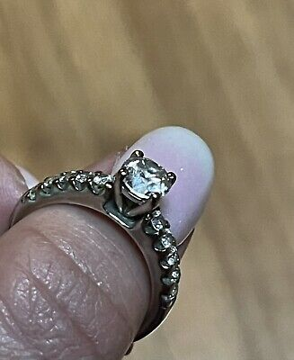 AU1999 • Buy 1.15CT Diamond Solitaire Ring Center 0.8CT Certificate 6990 From 2013