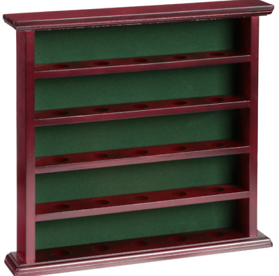 $51.99 • Buy Wooden Golf Ball Display Cabinet Case Rack Wall Mount Gift Hold Souvenir Trophy
