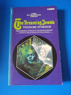 £5 • Buy The Dreaming Jewels, By Theodore Sturgeon - Corgi SF Collector's Library, 1975