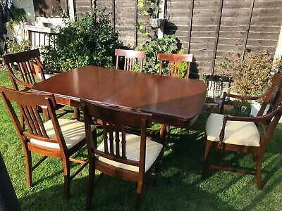 £150 • Buy Antique Dinning Table And Chairs