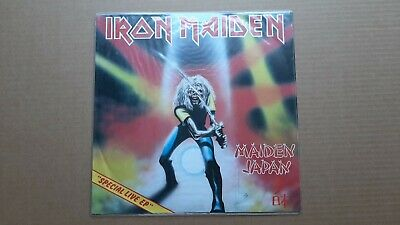 £0.99 • Buy Iron Maiden Maiden Japan  Special Live EP  1981 EMI Electrola C K 062-07 534 Z A
