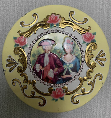 £2.50 • Buy Vintage Small Sweet Tin, Good Condition