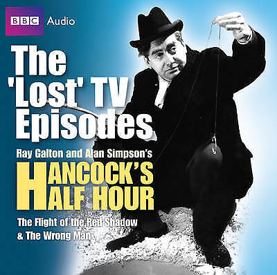 £1.99 • Buy Hancock: The 'Lost' TV Episodes-Red Shadow & Wrong Man (BBC CD 2009)