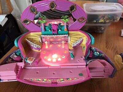 £11 • Buy Polly Pocket 1995 Hatbox And Figures
