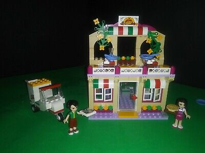 £7.18 • Buy Lego Friends (41311) Pizza Shop, With Instructions,