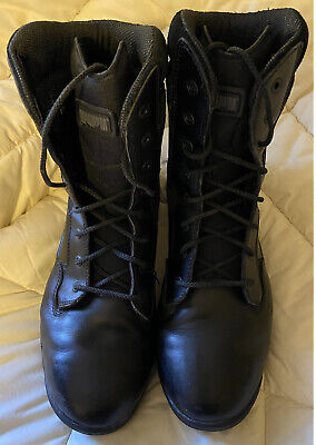 $38.88 • Buy Mens Magnum MAX Stealth II  3D  Style 8152 Black Tactical Boots SIZE 12