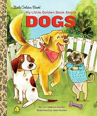 £6.35 • Buy My Little Golden Book About Dogs (Little Golden  By Lori Haskins Houran New Book