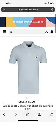 £0.99 • Buy Lyle And Scott Polo Shirt