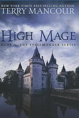 AU61.40 • Buy High Mage: Book Five Of The Spellmonger Series By Harris, Emily Burch -Paperback