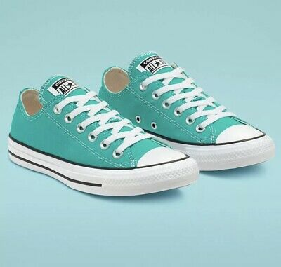 $49.95 • Buy Converse All Star Chuck Taylor Low Men's Athletic Skate Shoe Turbo Green Sneaker