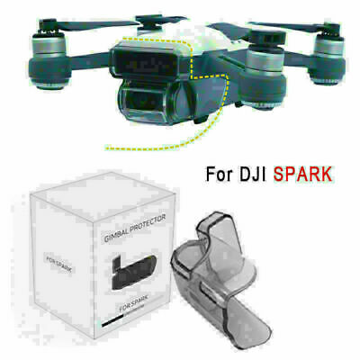 AU7.78 • Buy Camera Lens Guard Protector Case Gimbal Transparent Cover For DJI Spark Drone