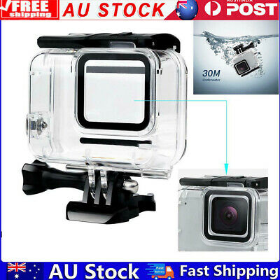 AU15.99 • Buy Waterproof Case Housing For Gopro Hero 7 Silver White Underwater Protection