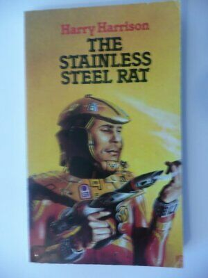 £7.49 • Buy Stainless Steel Rat By Harrison, Harry Paperback Book The Cheap Fast Free Post