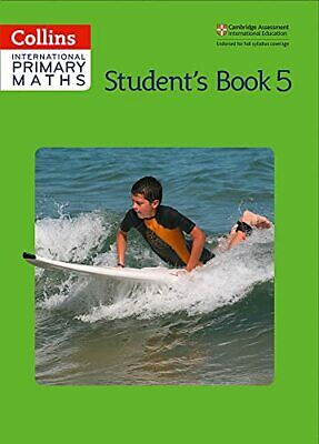 £8.99 • Buy Student� S Book 5 (Collins International Primary Maths) By Hodge, Paul Book The