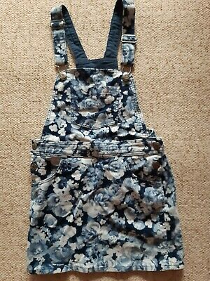 £1 • Buy Dungaree Styled Dress Age 7/8