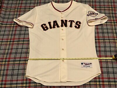 $0.99 • Buy Authentic San Francisco Giants Cody Ross Majestic Jersey 48 2010 World Series