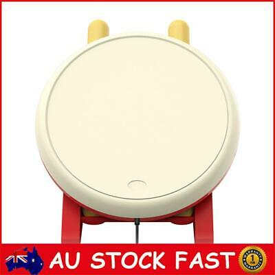 AU69.19 • Buy 4 In 1 Taiko Drum Joycon Video Game Accessories For Sony PS4 PS3 PC Switch
