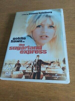 £0.99 • Buy The Sugarland Express (1974) DVD (PG) (1 Disc) Stars Goldie Hawn